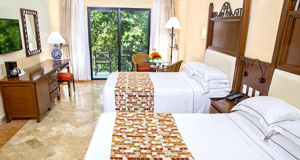 Accommodations - Occidental Cozumel - All Inclusive Cozumel, Mexico